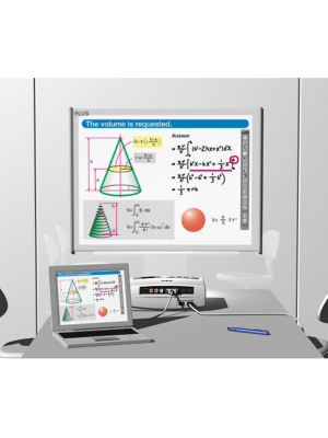 Plus UPIC-W72M Wireless Interactive Whiteboard
